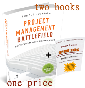 Project Management Battlefield and PM 101 at one price