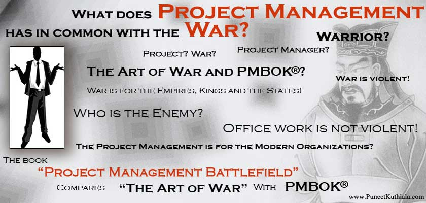 Project Management and Art of War